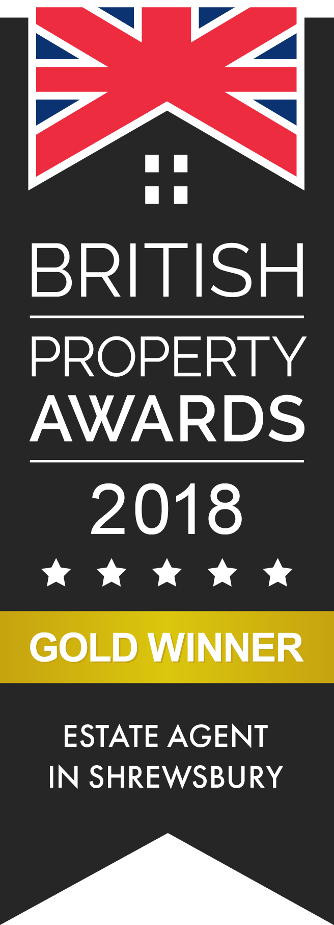 British Property Awards Winner 2018